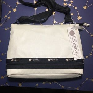 LeSportsac Colette Expandable Crossbody Bag